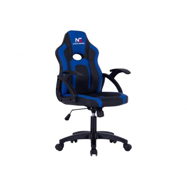 Nordic Gaming Little Warrior Gaming Chair Black Blue 6